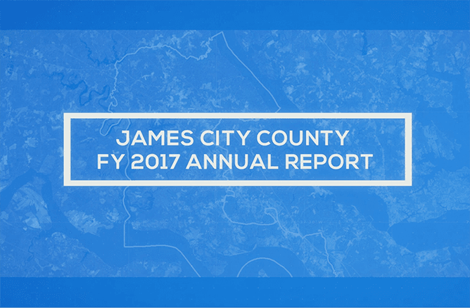 James City County FY 2017 Annual Report