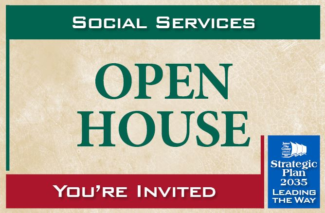 Social Services Open House You&#39re Invited