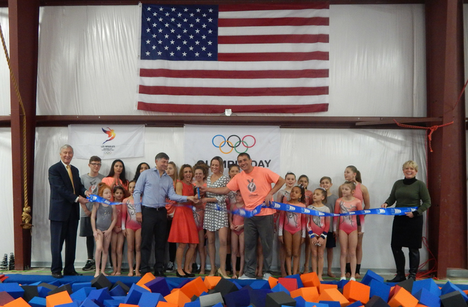 Dreams Gymnastics Center