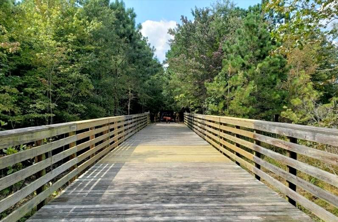 Virginia Capital Trail completed repair