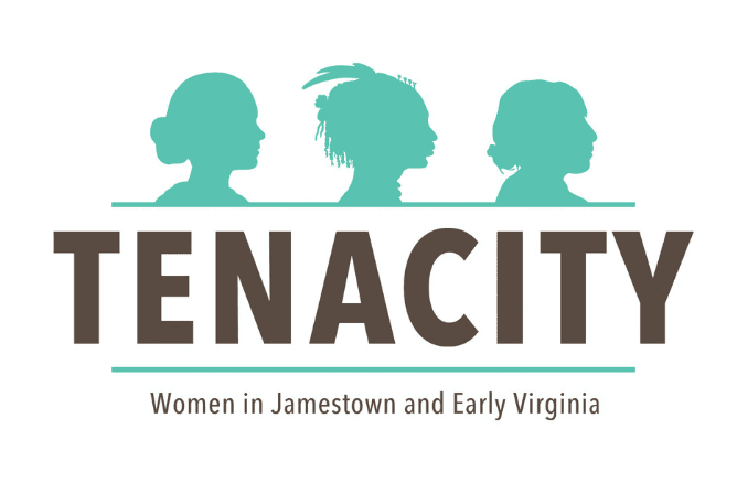 TENACITY logo - Jamestown-Yorktown Foundation