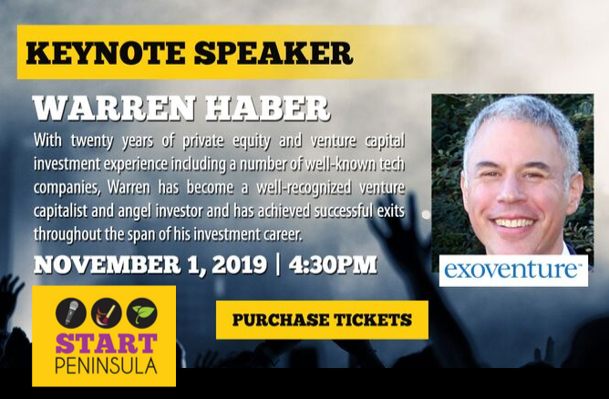 Warren Haber Jr. flyer