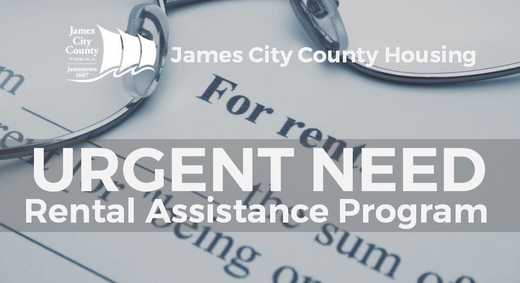 James City County Urgent Need Rental Assistance Program
