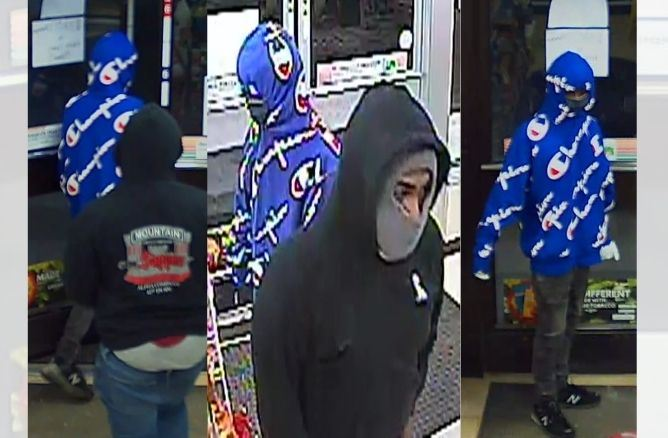 7-Eleven Robbery Suspects