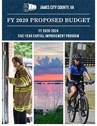 FY20 Proposed Budget Cover Opens in new window
